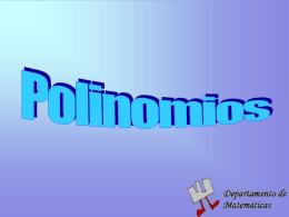 Polinomios - El Blog de la ESO