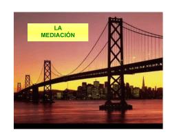 Proceso de Mediación 2014 - Sanchez & Franco | Abogados
