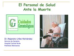 El equipo de salud - Centro de Exposiciones Virtuales