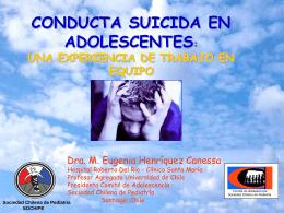 Conducta Suicida-M.E.Henríquez