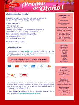 Bariloche - Trotamundo Online 2.0