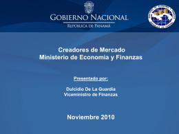 Descargar Presentación 1 - Ministerio de Economía y Finanzas