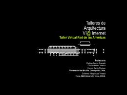 Un Modelo Experimental en el Espacio Tiempo de la Realidad Virtual