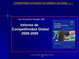 Diapositiva 1 - Universidad de La Serena