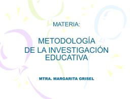 metodología inv. ed. 08