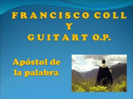 frances c col l i guitart - Dominicas de la anunciata