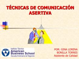 Comunicacion Asertiva (562176)