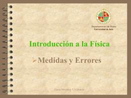 Mecánica Ondulatoria - Universidad de Jaén