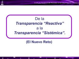 Click para descargar la presentación