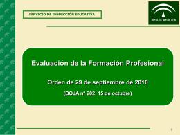 La evaluación - CEP de Alcalá de Guadaíra