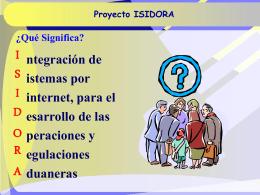 Presentación 15.06.2004 - Servicio Nacional de Aduanas