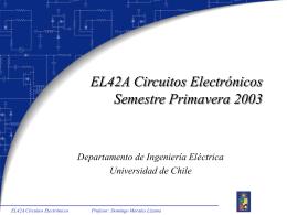 Clase N° 24 Osciladores - U