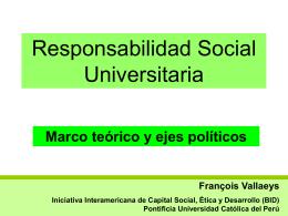 Qué es la Responsabilidad Social de las Organizaciones?