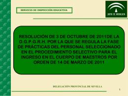 Fase de Prácticas - CEP de Alcalá de Guadaíra