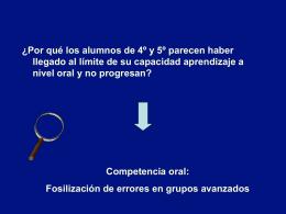 fosilizacion - Plataforma colaborativa del CEP Marbella-Coín