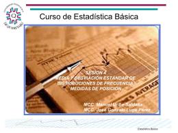 Estadistica Basica Sesion 4