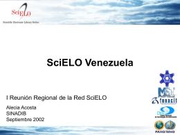 SciELO Venezuela