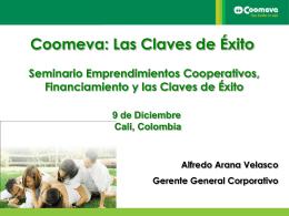 Coomeva - Alianza Cooperativa Internacional en las Américas