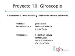 Proyecto Número 1 - U