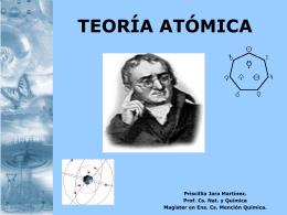 Teoria-atomicas