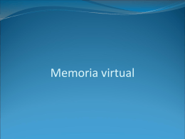 Memoria virtual - Universidad de Sonora