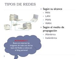 Redes y topología de red