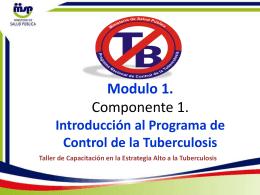 Programa Nacional de Control de Tuberculosis