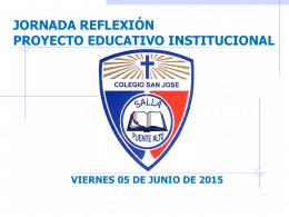 reflexion pei apoderados - Colegio San José | SALLA Puente Alto