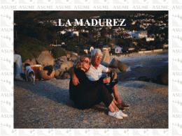 Tema 14-15 - Madurez