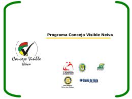 Diapositiva 1 - Cámara de Comercio de Neiva