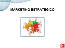 Presentación sobre el marketing estratégico