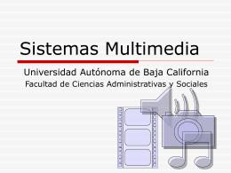 Qué es Multimedia?