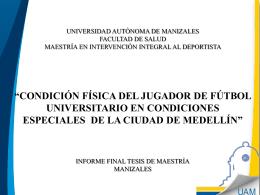 Sólo Medellín GRR imprimir - Universidad Autónoma de Manizales