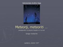 meteorji