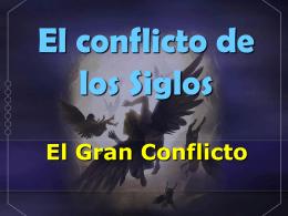 10 El Conflicto De Los Siglos