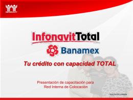 Crédito Infonavit Total