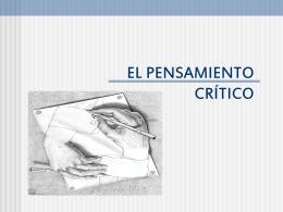 Pensamiento Crítico_Maru