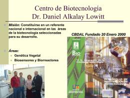 Bajar presentación - Universidad Técnica Federico Santa María