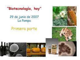 Parte 1 - La Pampa