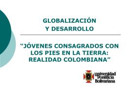 1. Globalizaciones Conceptos.