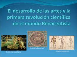 La primera revolución científica en el mundo contemporáneo