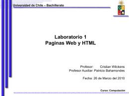 HTML - PortalBW