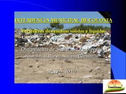ECOLAT URUGUAY S.A. Planta de Tratamiento de Efluentes