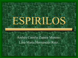 ESPIRILOS