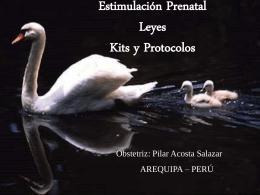 1-2. Leyes, Kits y Protocolos