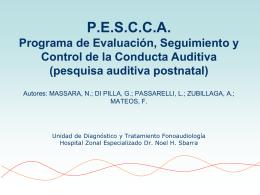 PPT - Hospital Dr. Noel H. Sbarra De La Plata