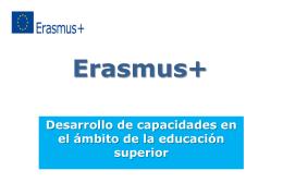 Erasmus+ - EACEA