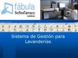 Lavandería Zabadel - Softex Tarraco SL
