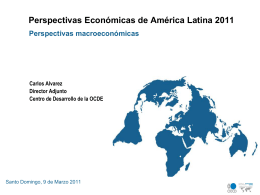 Perspectivas Económicas de América Latina 2011