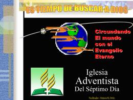 Presentación de PowerPoint - Iglesia Adventista del Septimo Dia